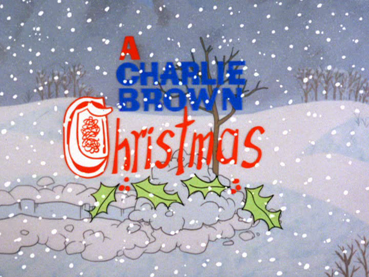 "SAMMY: A Charlie Brown Christmas? Why does it say ""A""?"