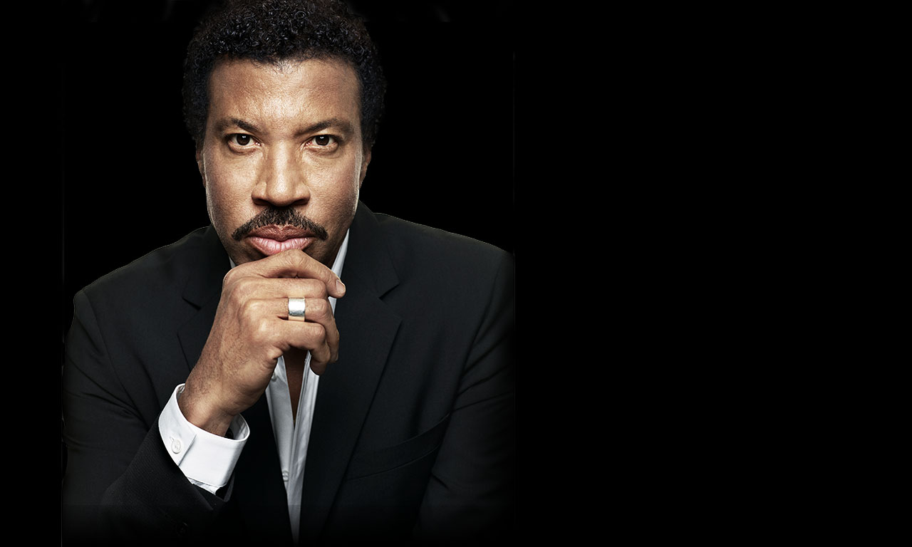 I'm Lionel Richie, and I am currently reading your mind.