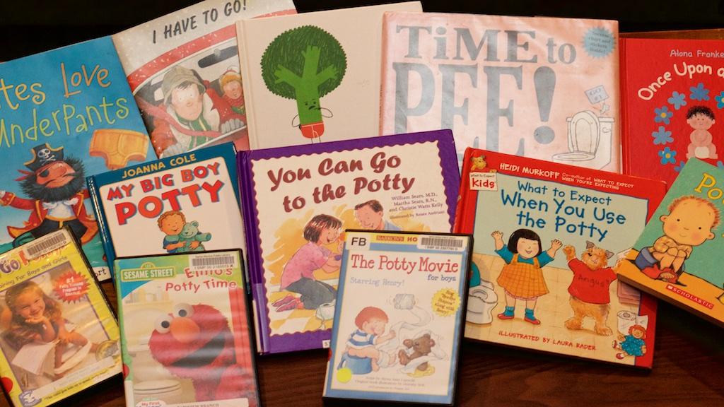 pottytrainbooksmovies
