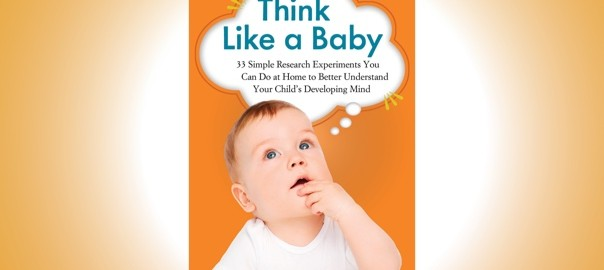 think like a baby book cover ankowski