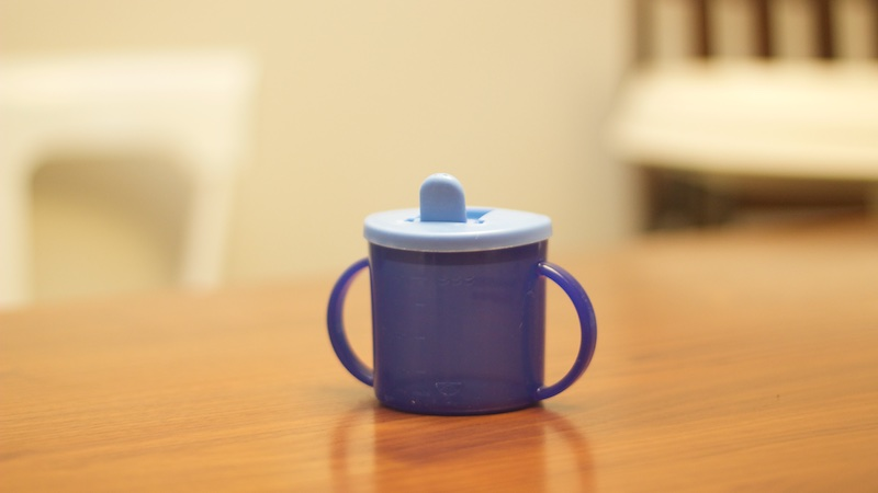 little cup with lid