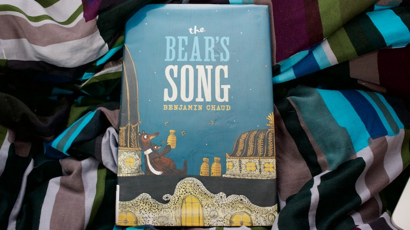 Benjamin Chaud's The Bear's Song
