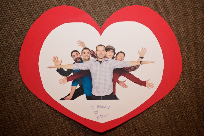 impractical jokers valentine