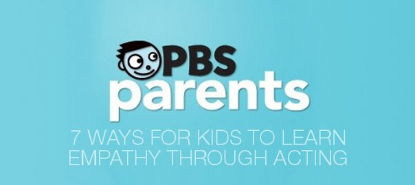 pbs parents 7 ways for kids to learn empathy through acting