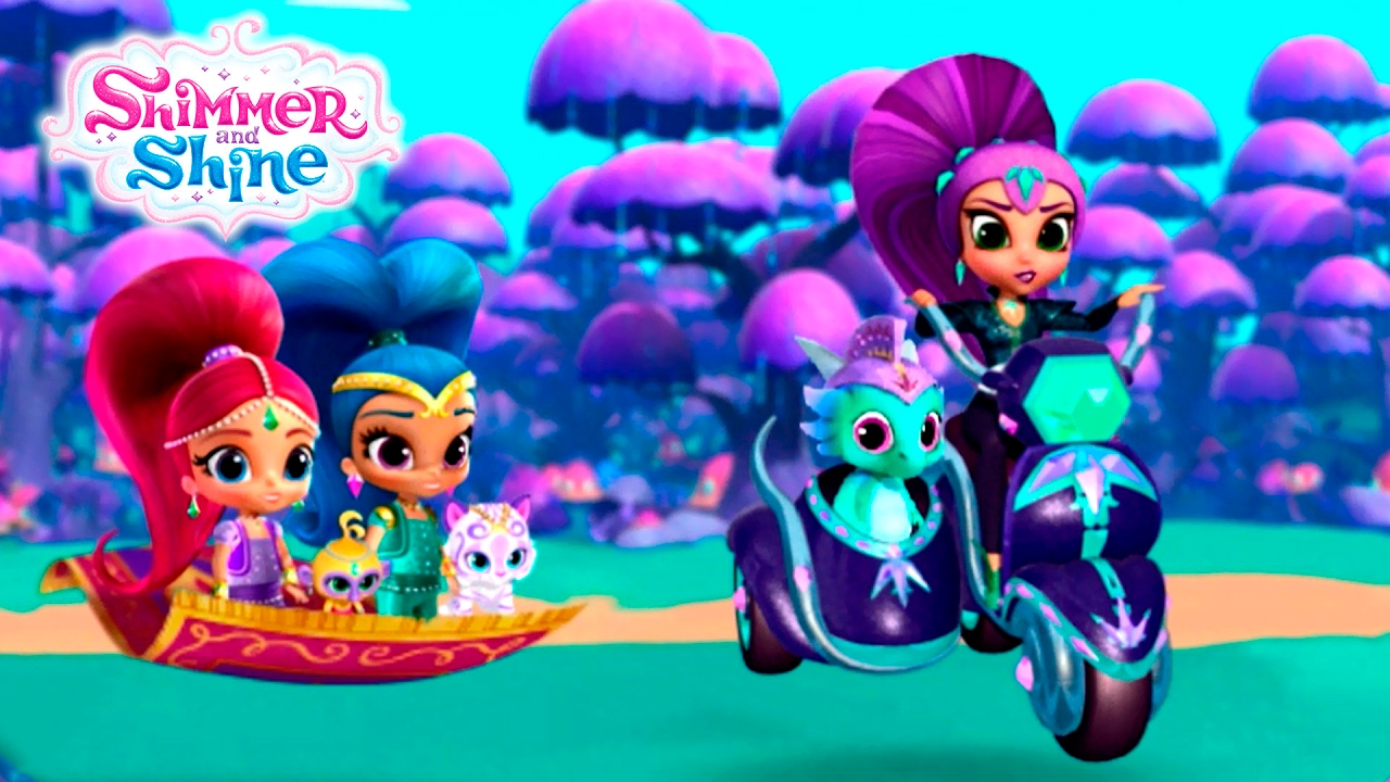 Why Shimmer And Shine Just Kind Of Sucks Now The Doctor And The Dad