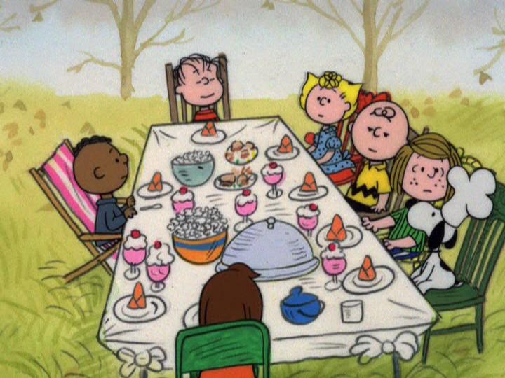 SAMMY: I wanna say a prayer when we have Thanksgiving.