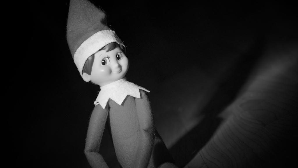 Your Elf on the Shelf is out to destroy you