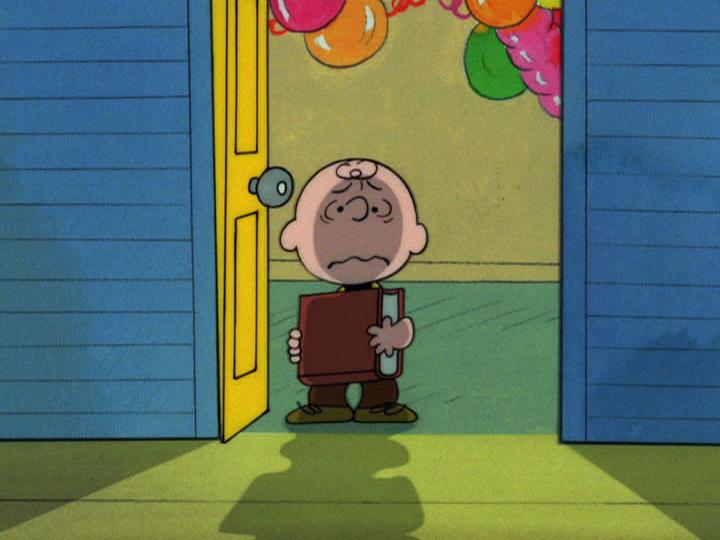 SAMMY: He's having a sad new year.