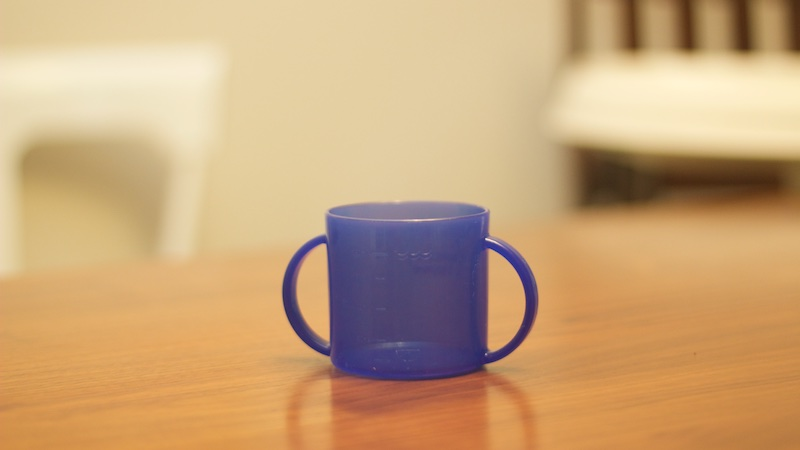 little cup without lid