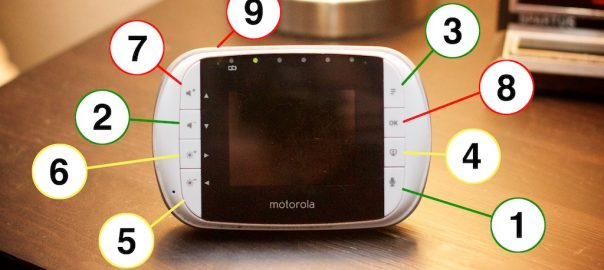 baby monitor buttons ranked